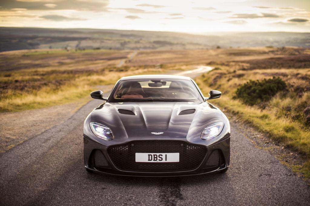 Aston Martin wprowadzi silnik V6 zamiast obecnego V8 przez Mercedesa