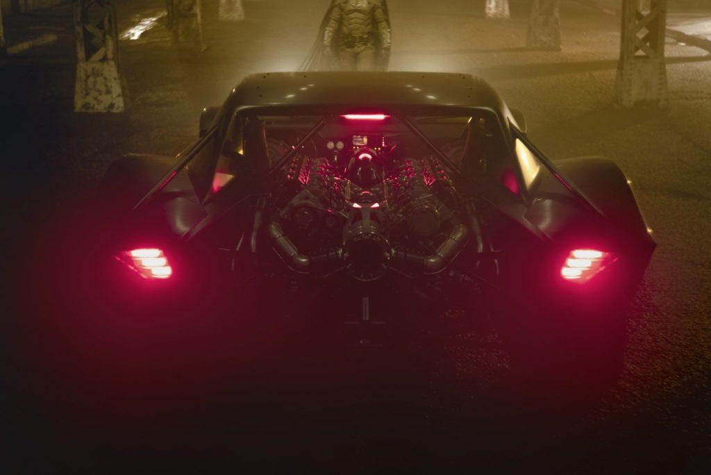 Nowy pojazd Bruce'a Wayne – Batmobil z filmu Matta Reevesa