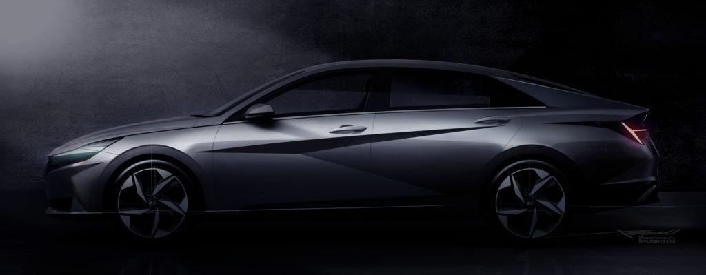 Hyundai Elantra zadebiutuje oficjalnie 17 marca w Hollywood
