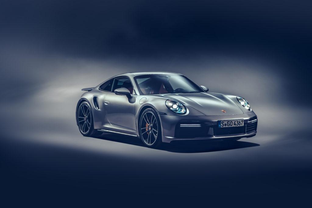 Porsche 911 Turbo S – premiera nowego wcielenia legendy o mocy 640 KM