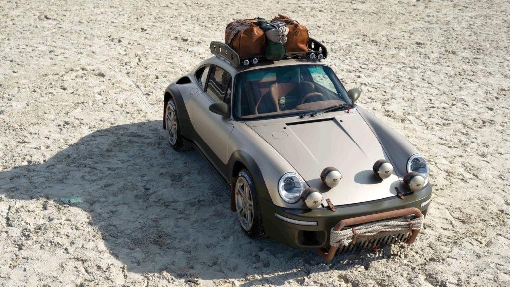 RUF Rodeo – współczesne podejście do klasycznych Porsche 911 Rally