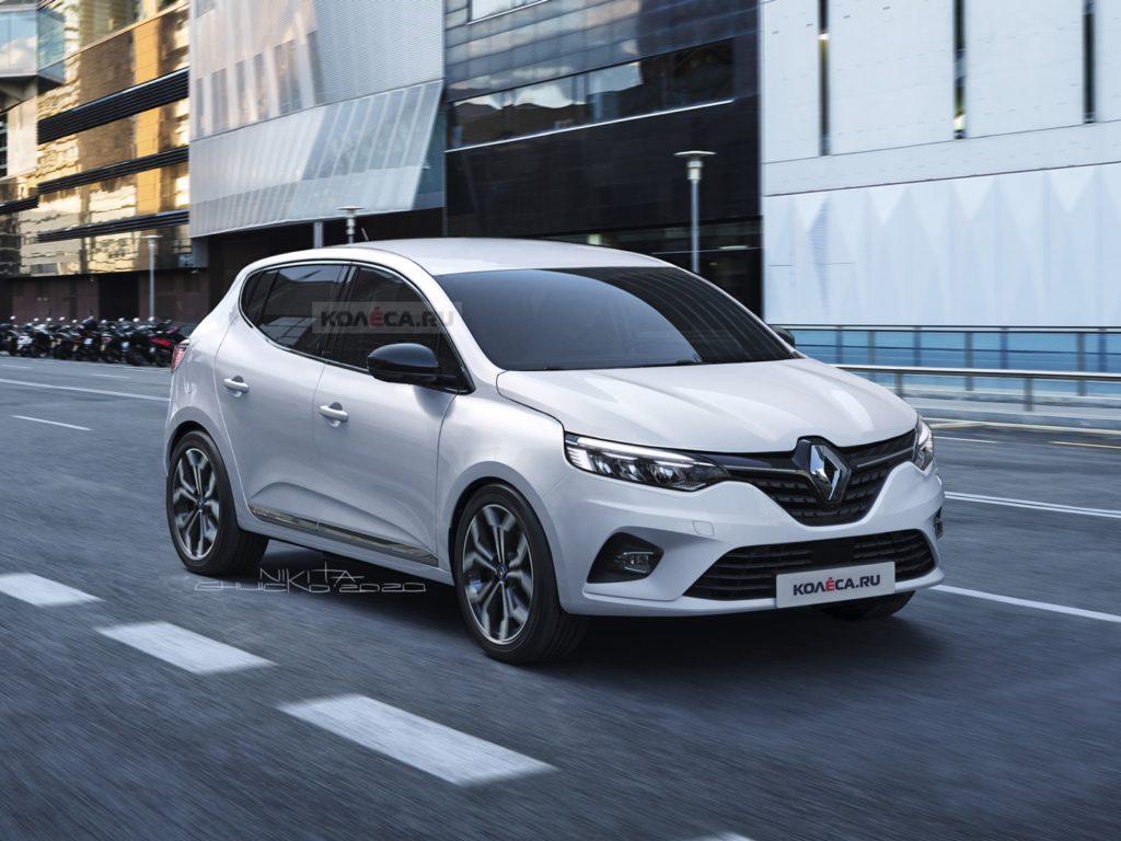 Dacia Sandero 2021 z nowym wyglądem już wkrótce ujrzy światło dzienne