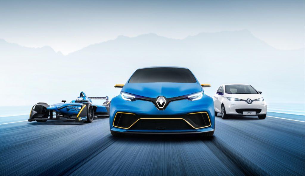 Klienci Renault wyrażają zainteresowanie sportowymi wersjami elektryków
