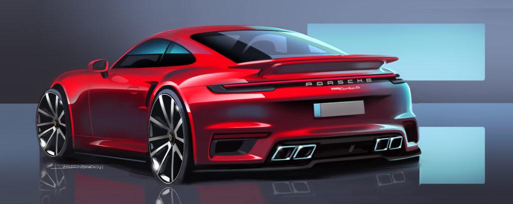 Hybrydowe Porsche 911 mocniejsze od Turbo S pojawi się w 2020 roku?
