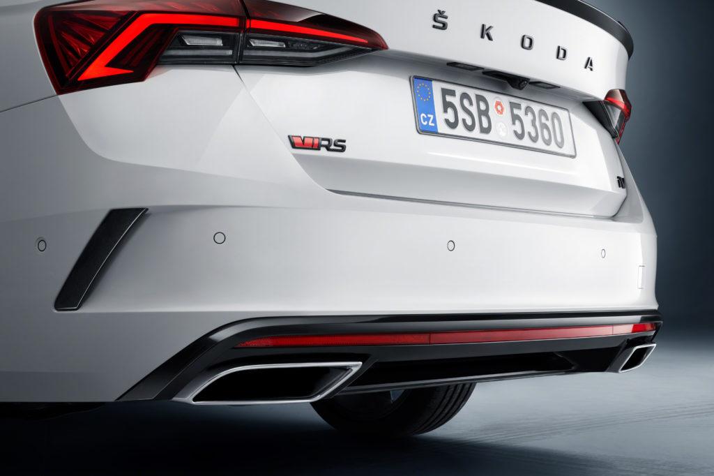 Skoda Octavia RS – ostatnia zapowiedź przed oficjalną premierą