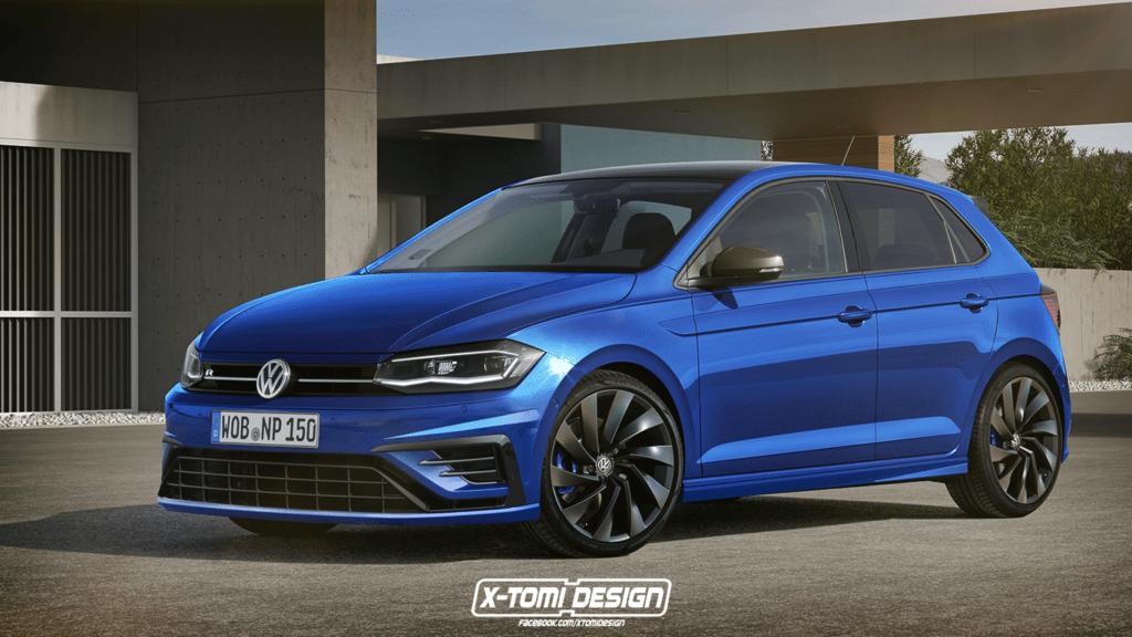 Volkswagen Polo R – niestety nie zobaczymy go w najbliższym czasie