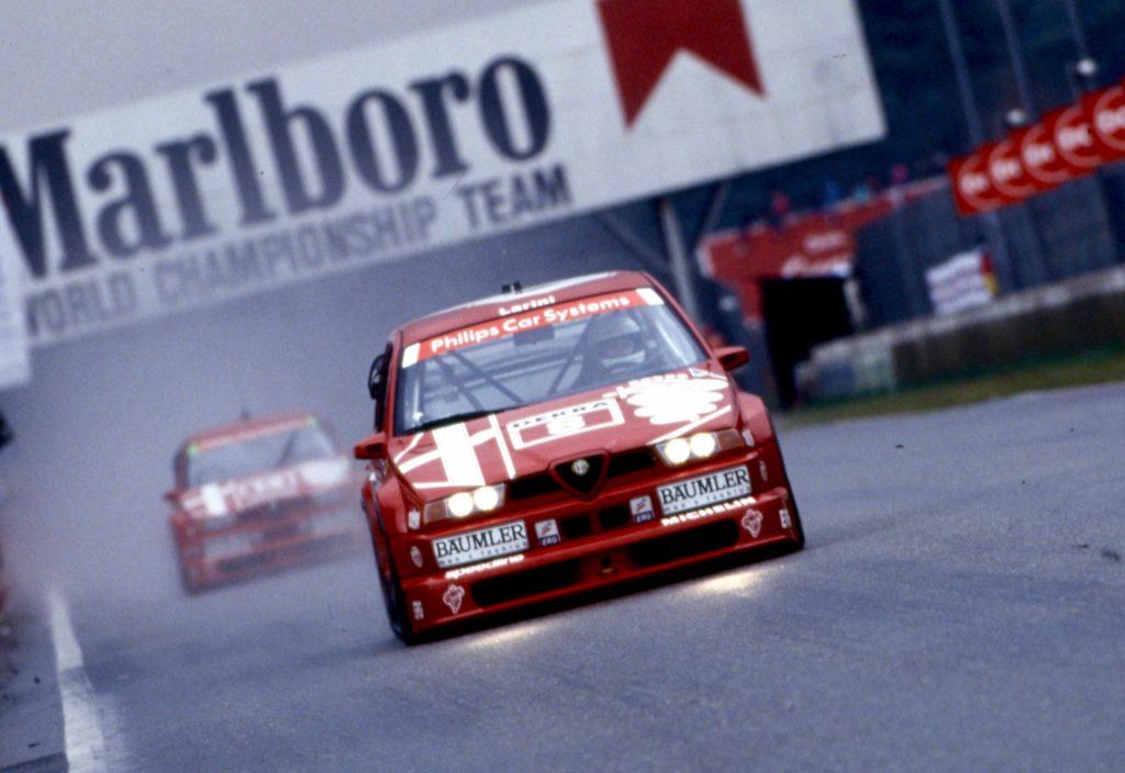 Nicola Larini – z Toskanii przez F1 do DTM i WTCC [Biografia]