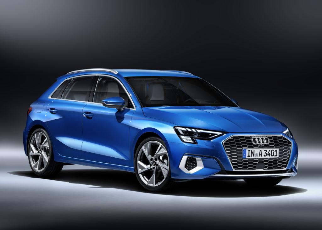 Audi A3 Sportback – debiut nowego hatchback'a z Ingolstadt