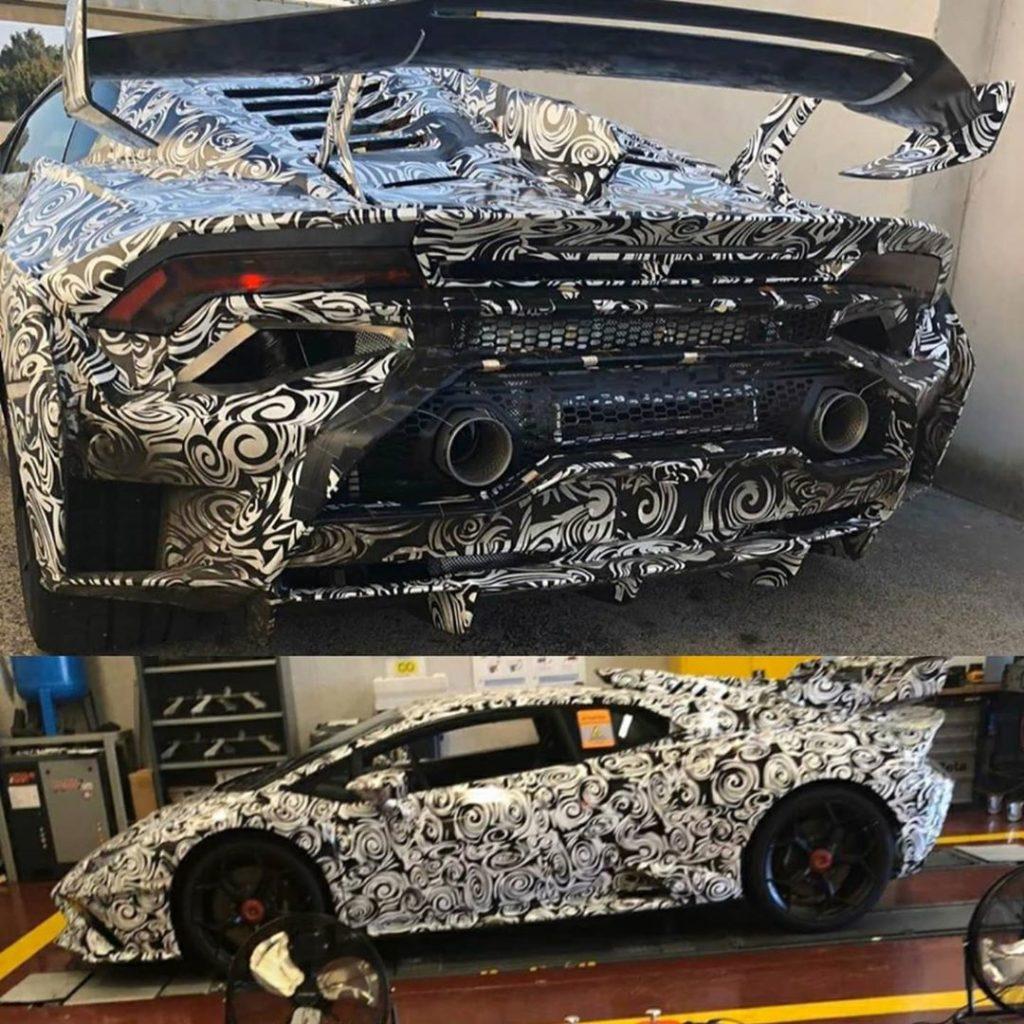 Lamborghini Huracan STO – szykuje się kolejna mocarna wersja