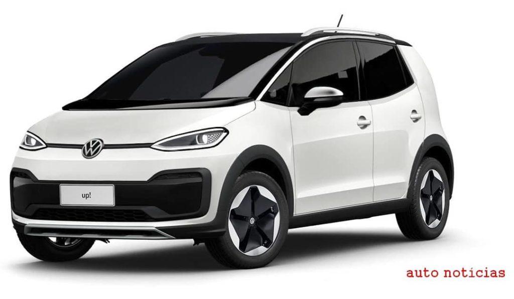 Volkswagen ID.1 – elektryczny Up! w nieco lepszej wersji podbije miasta