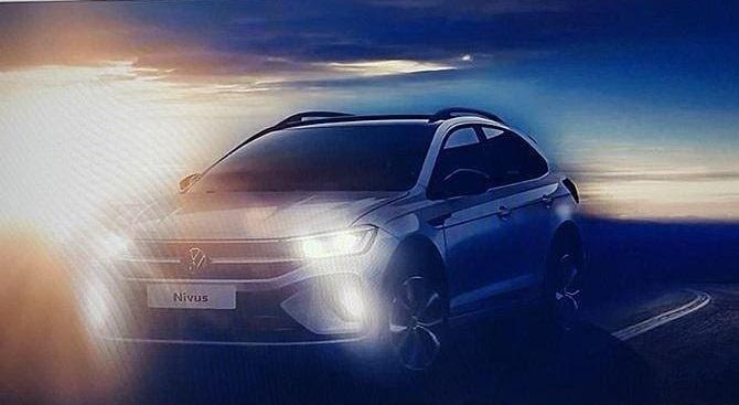 Volkswagen Nivus 2021 – nadjeżdża nowy Crossover prosto z Brazylii