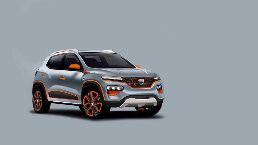 Dacia Spring – pierwszy elektryczny model w niskiej cenie