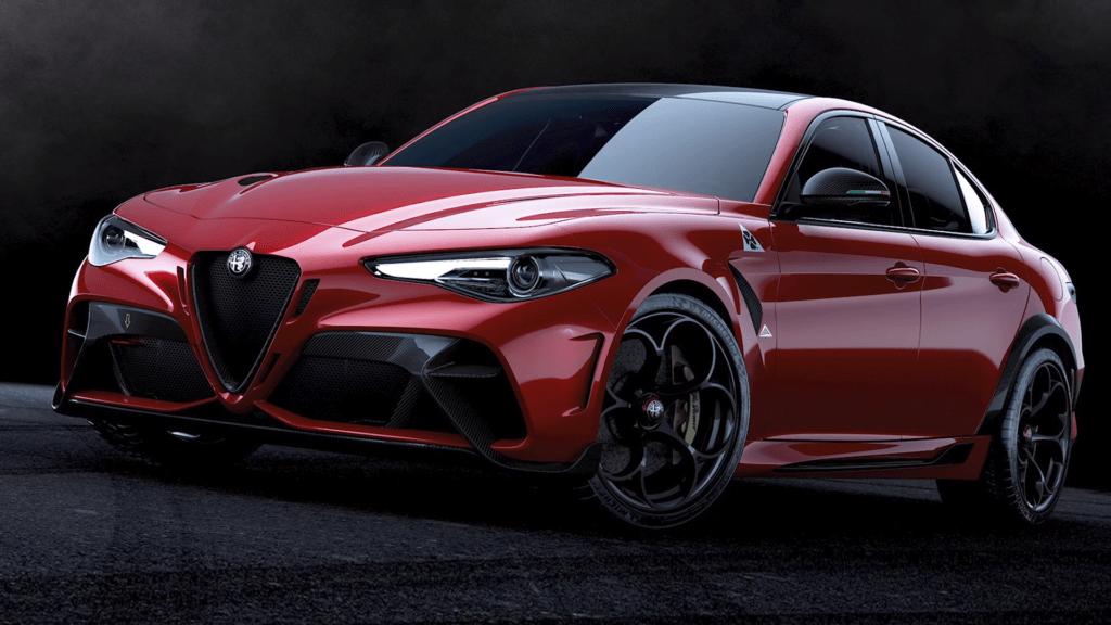 Alfa Romeo Giulia GTA i GTAm – zaprezentowano mocniejszy wariant