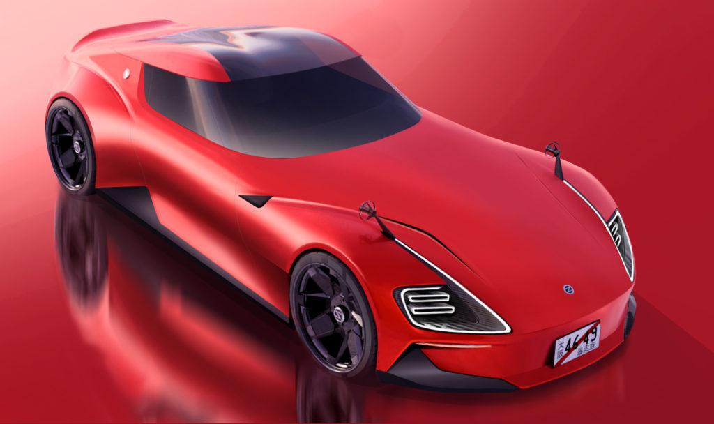 Nissan 400Z – następca 370Z inspirowany kultowym 240Z wkracza do gry