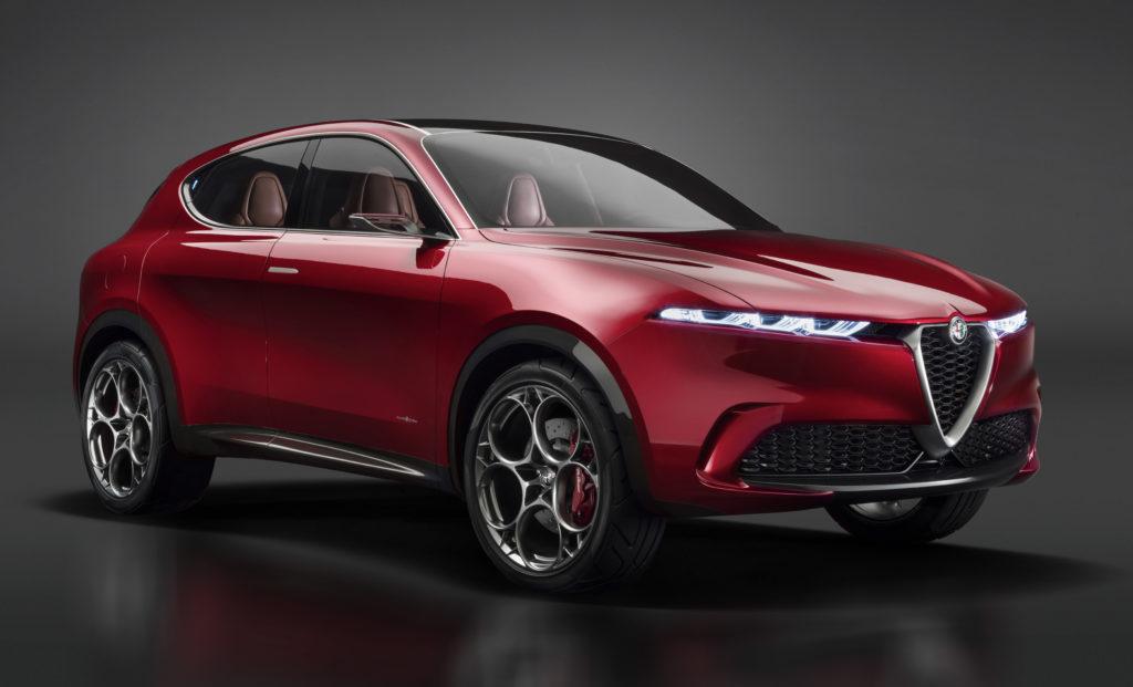 Alfa Romeo Tonale nie pojawi się w sportowej wersji Quadrifoglio