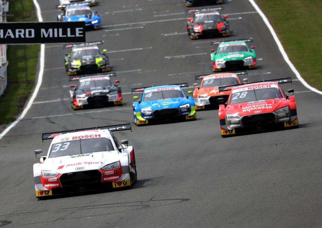 Audi wycofuje się z DTM po sezonie 2020 – przyszłość serii niepewna