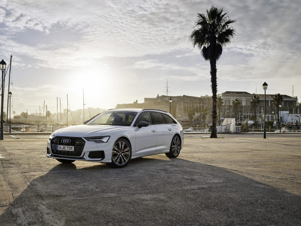 Audi A6 Avant TFSI e quattro – świetne osiągi i niskie zużycie paliwa