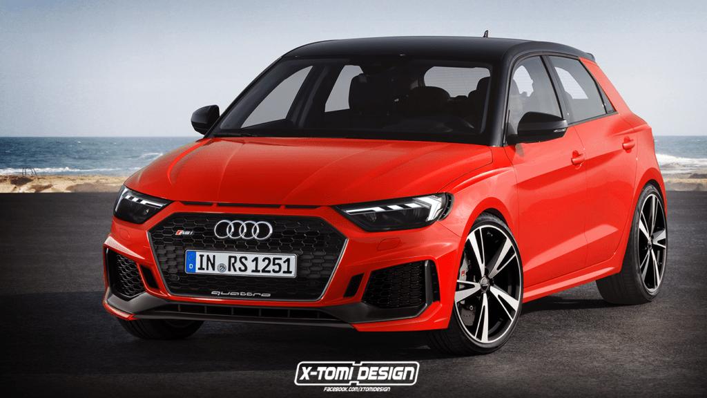 Audi RS1 – piękne, szybkie, ale ma jedną wadę – nigdy nie powstanie