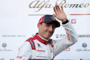 Robert Kubica zastąpi Antonio Giovinazziego w bolidzie Alfa Romeo