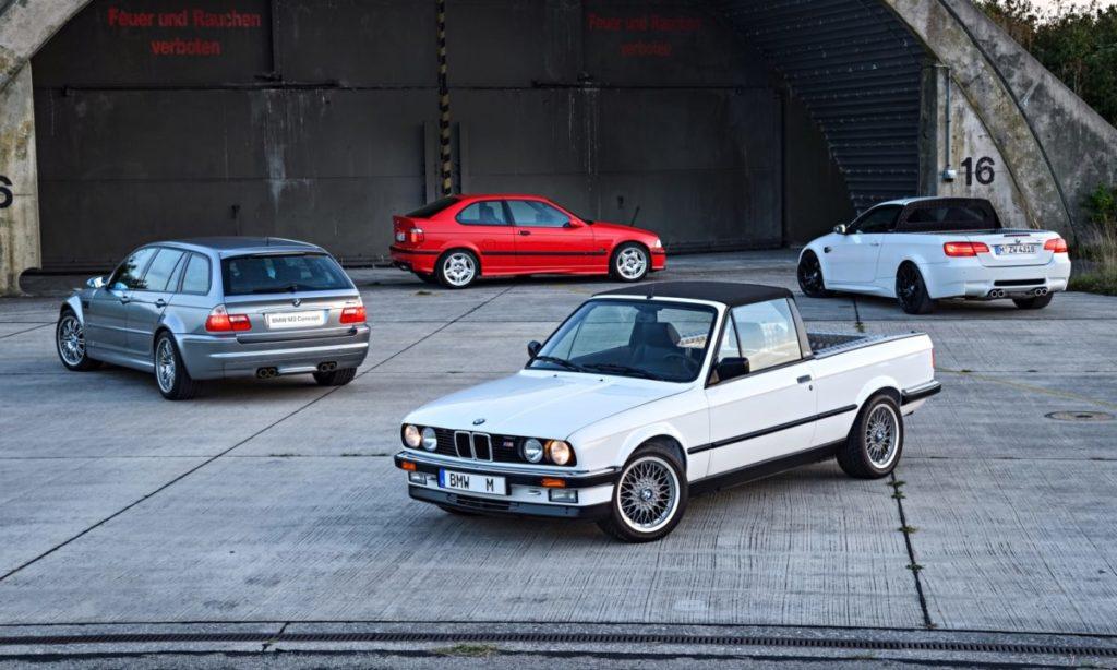 BMW M3 – nietypowe odmiany legendarnego auta sportowego