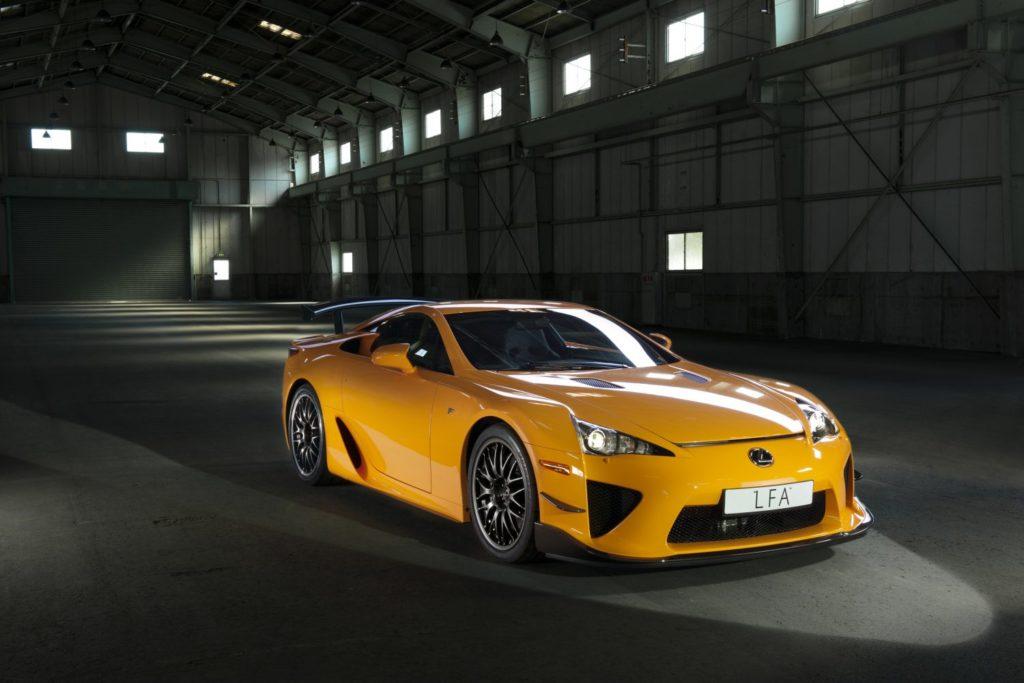 Lexus LFA zalicza 50% wzrost sprzedaży po 7 lat od zakończenia produkcji