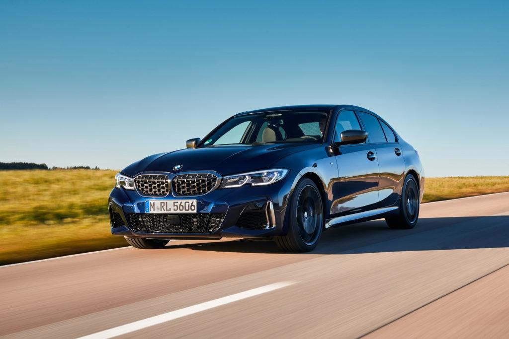 BMW serii 3, X3 oraz X4 pojawią się w 2020 roku jako miękkie hybrydy