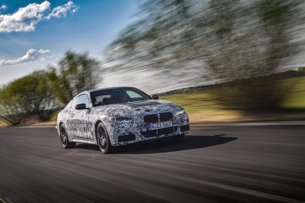 BMW serii 4 drugiej generacji jest tuż za rogiem i zbliża się premiera!