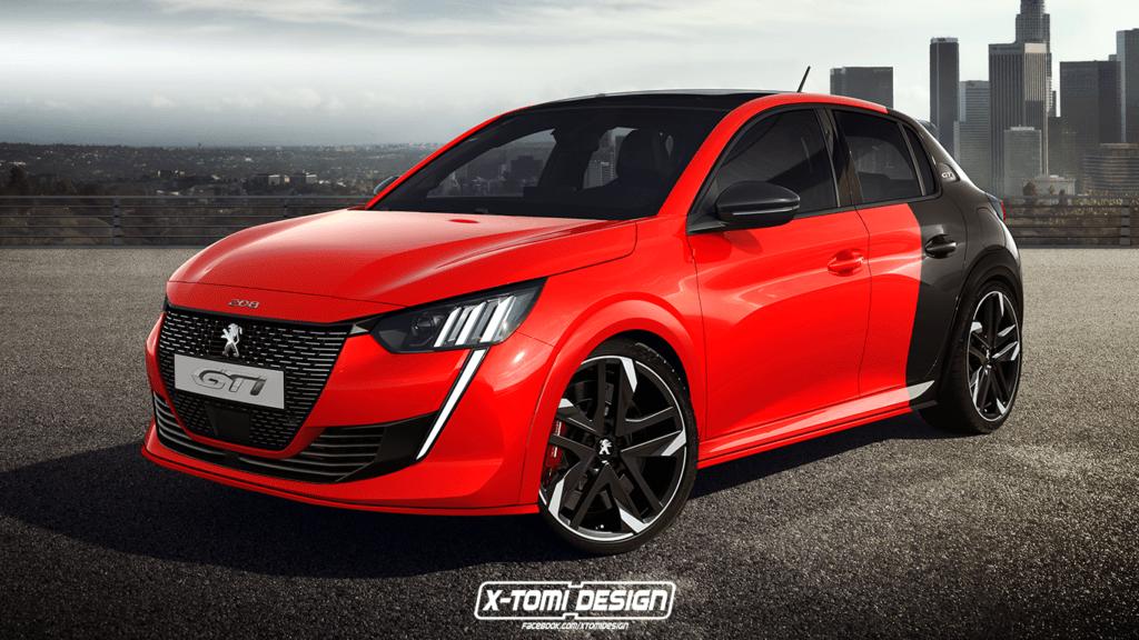 Peugeot 208 GTI – miejski lew o sportowym charakterze – co pokaże?