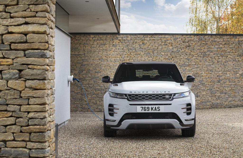 Land Rover Evoque i Discovery Sport otrzymają 3-cylindrową hybrydę