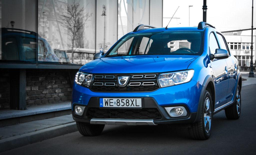 #TEST – Dacia Sandero Stepway 0.9 TCe 90 KM – elegancik dla każdego