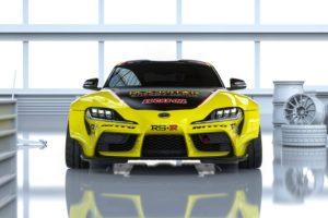 Toyota Supra o mocy 1000 KM została przygotowana do driftu