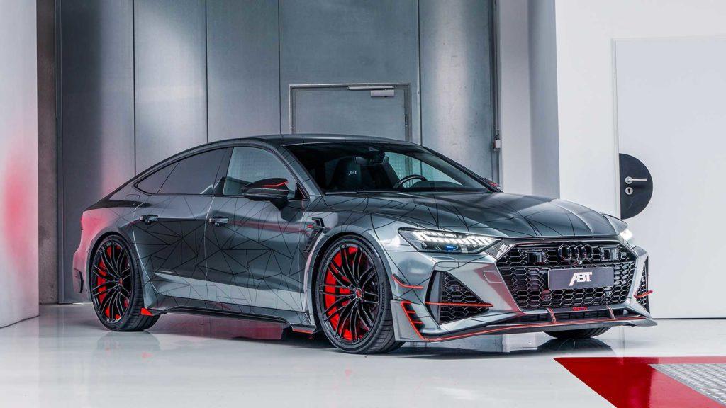 ABT pokazało nowe Audi RS7-R, które ma 730 KM i 920 Nm