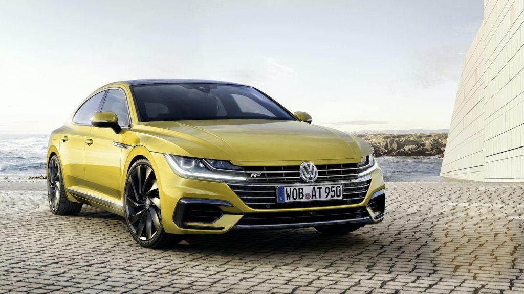 Volkswagen Arteon i Tiguan otrzymają napędy hybrydowe o mocy 215 KM