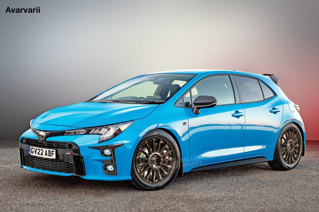 Toyota Corolla i C-HR od Gazoo Racing zbliżają się wielkimi krokami