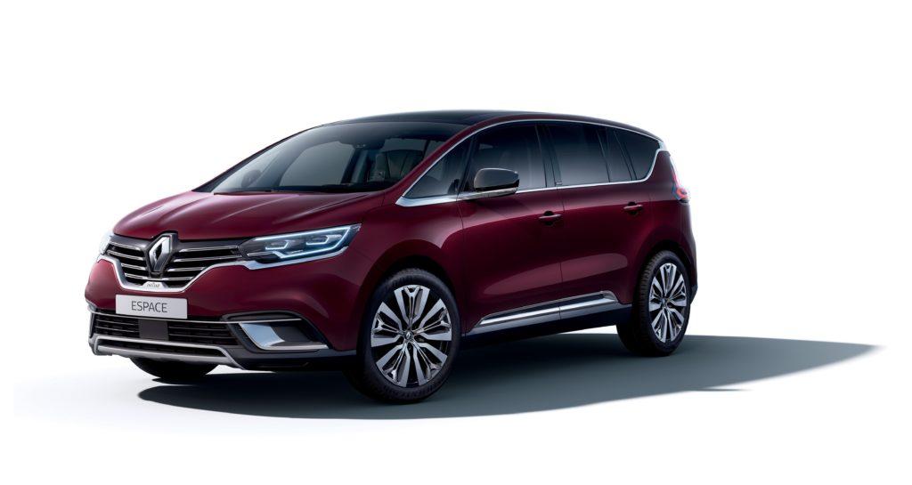 Renault Espace – nie będzie następnej generacji – wkrótce koniec produkcji