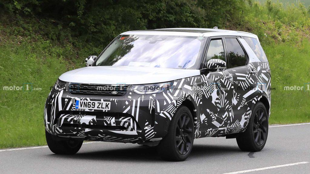 Land Rover Discovery 2021 – nadchodzi hybrydowa rewolucja