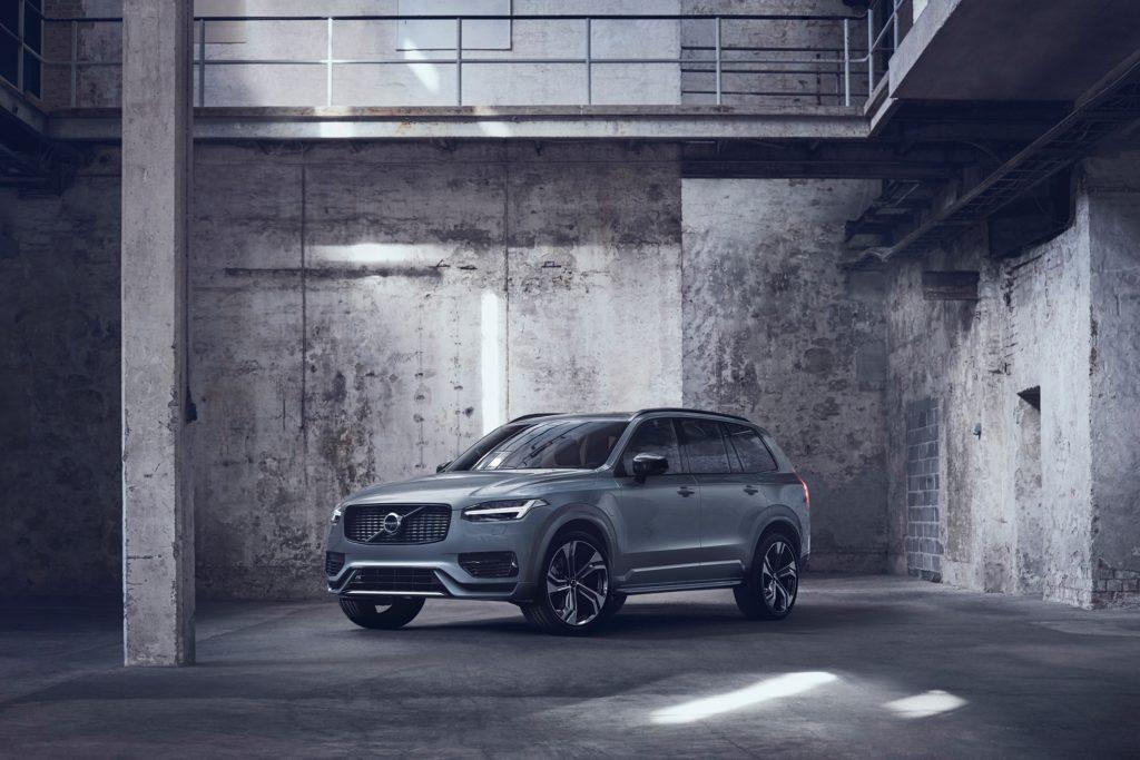 Każde nowe Volvo z limiterem prędkości do 180 km/h