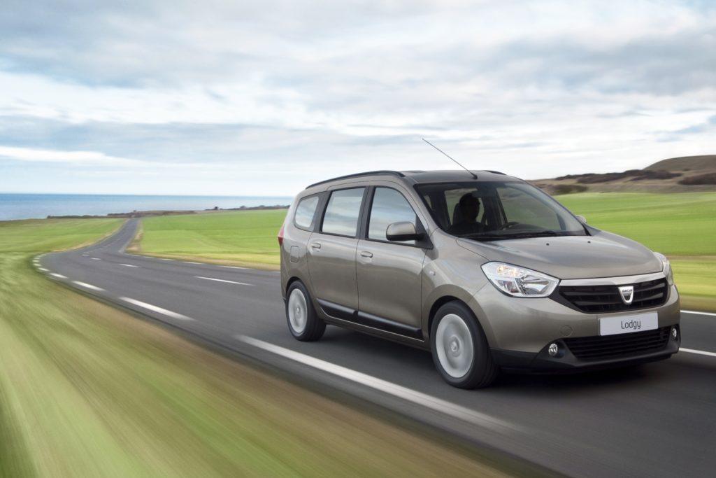 Dacia Lodgy może zostać zastąpiona przez 7-osobowego SUV'a