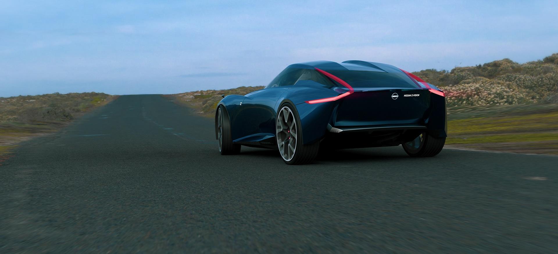 Nissan Z-Vision
