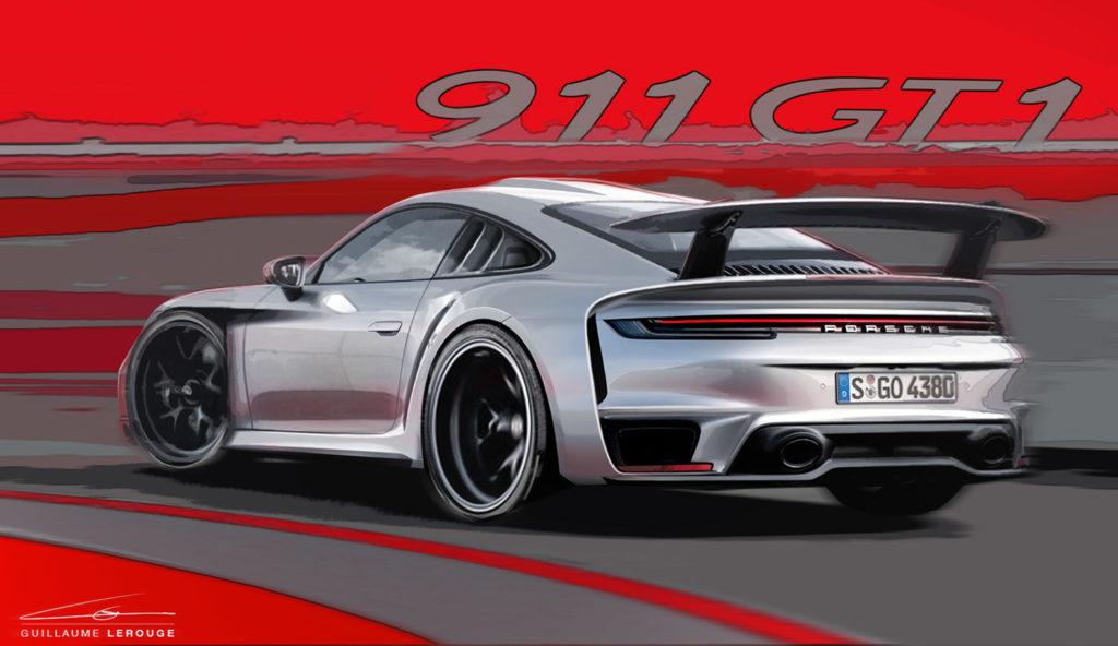 Porsche 911 GT1 Street Version – zbyt piękne i szybkie by istnieć