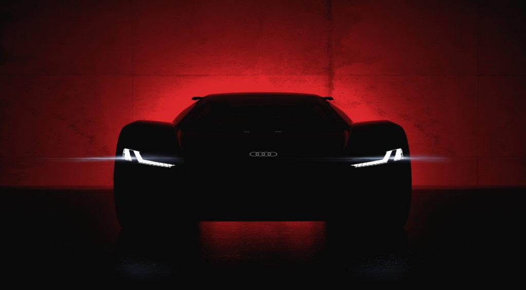 """Audi """"Artemis"""" – tajemniczy elektryk, który ma powstać w 4 lata"""