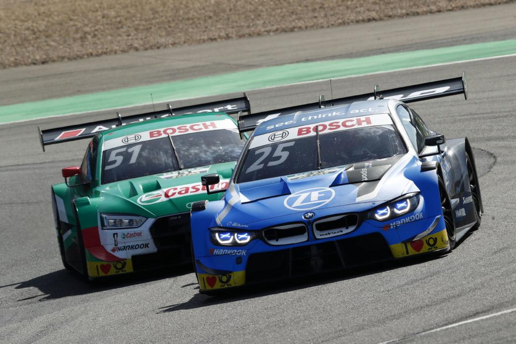 DTM potwierdza testy przedsezonowe na torze Nürburgring