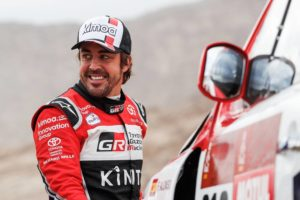 F1: Fernando Alonso gotowy do powrotu w 2021 roku