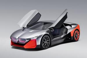 Hybrydowy super samochód od BMW nie powstanie w najbliższym czasie