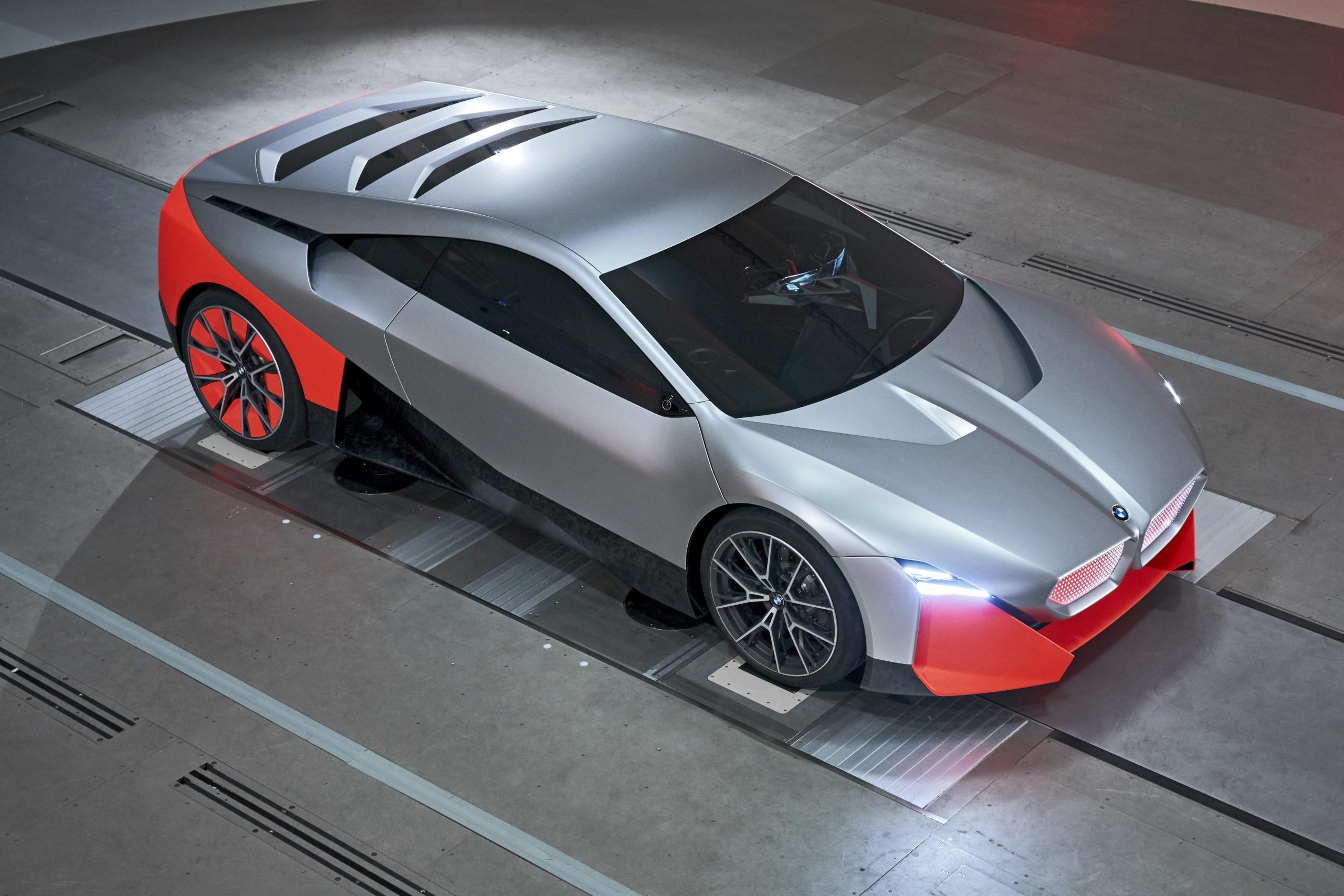 Hybrydowy super samochód od BMW