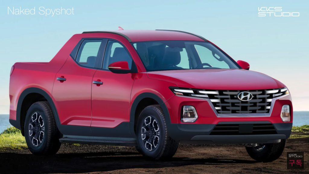 Hyundai Santa Cruz – nowy pick up wkrótce pojawi się na rynku?