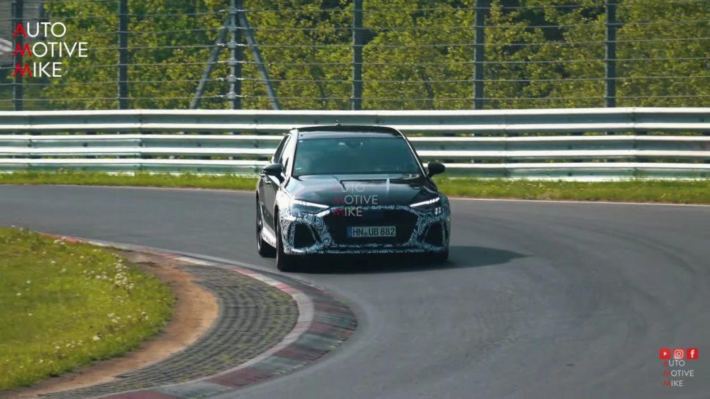 Nowe Audi RS3 pokazuje, że hot hatch może pięknie brzmieć