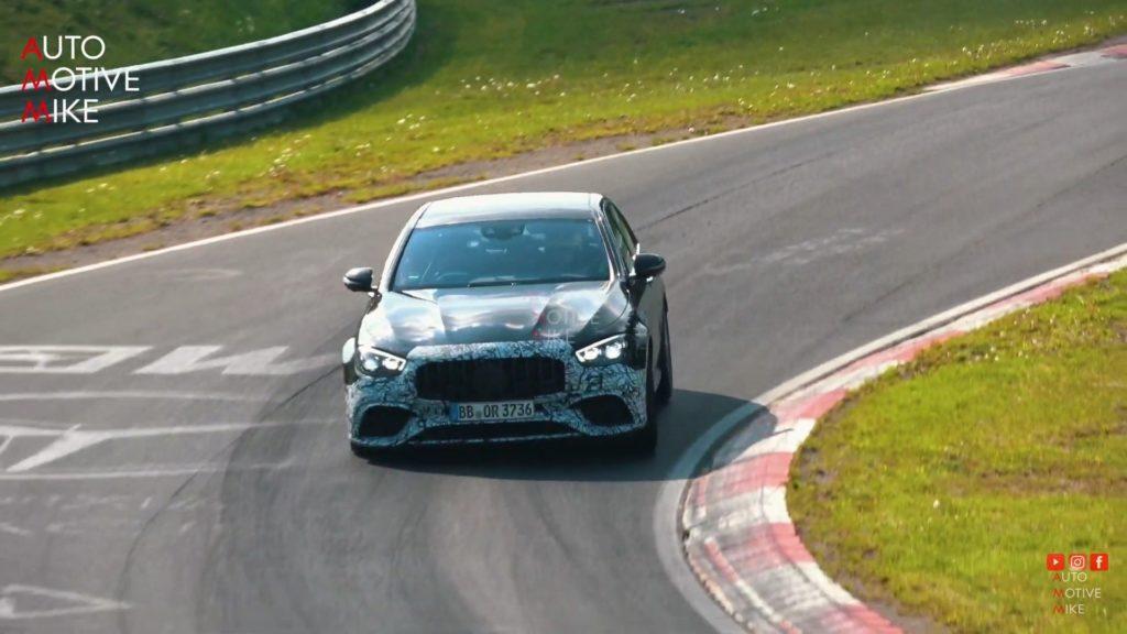 Mercedes-AMG E63 – premiera tuż za rogiem, więc czas na ostatnie testy