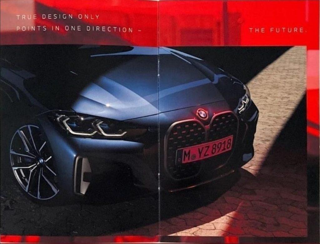 Nowe BMW serii 4 przedpremierowo – pionowy grill potwierdzony
