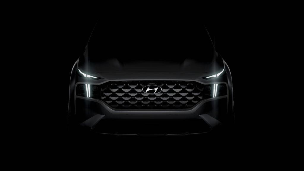 Hyundai Santa Fe 2021 – oficjalna zapowiedź odświeżonej wersji